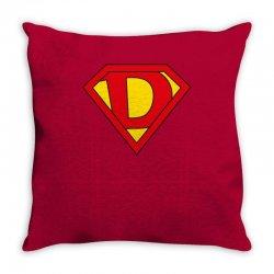 d Throw Pillow | Artistshot
