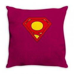 q Throw Pillow   Artistshot