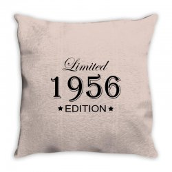 limited edition 1956 Throw Pillow   Artistshot