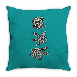cheeatah Throw Pillow | Artistshot