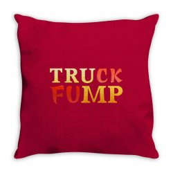 Truck Fump Throw Pillow | Artistshot