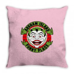 funny place Throw Pillow | Artistshot