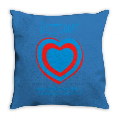 Buzzcocks   Ever Fallen In Love Throw Pillow Designed By Tonyhaddearts