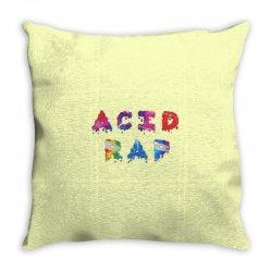 Acid Rap Throw Pillow | Artistshot