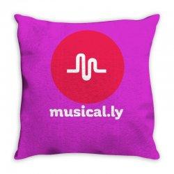 musical Throw Pillow | Artistshot