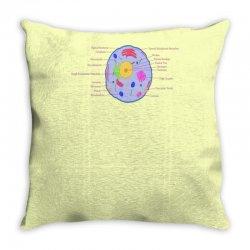 animal cell Throw Pillow | Artistshot