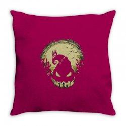 Helloween Throw Pillow | Artistshot
