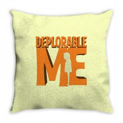 Deprolabe Me Throw Pillow | Artistshot