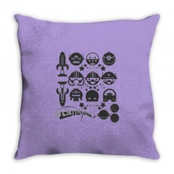 Out Space Throw Pillow | Artistshot