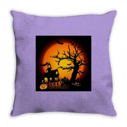 Happy Halloween Throw Pillow | Artistshot