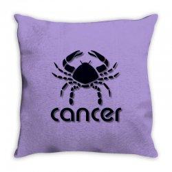 cancer Throw Pillow | Artistshot