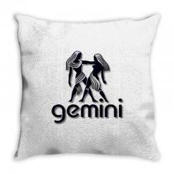 gemini Throw Pillow | Artistshot