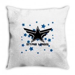 star labs Throw Pillow | Artistshot