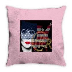 cher Throw Pillow | Artistshot