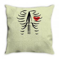 music in the heart Throw Pillow | Artistshot