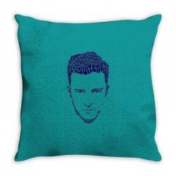 justin timberlake Throw Pillow | Artistshot