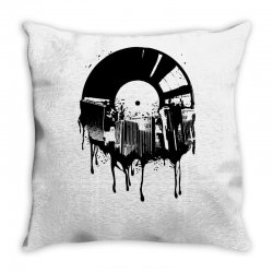 music city Throw Pillow   Artistshot