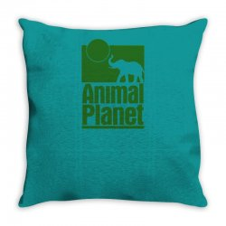 animal planet Throw Pillow | Artistshot