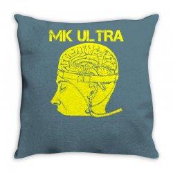 mk ultra Throw Pillow | Artistshot