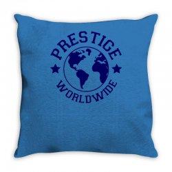 prestige worldwide Throw Pillow | Artistshot