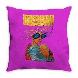 yellow magic orchestra Throw Pillow | Artistshot