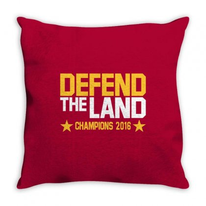 Cleveland Cavaliers Throw Pillow Designed By Vr46
