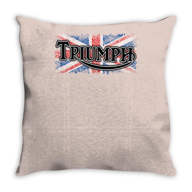 05c77041 Custom Triumph Throw Pillow By Secreet - Artistshot