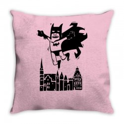 Got A Night Heroes Throw Pillow | Artistshot