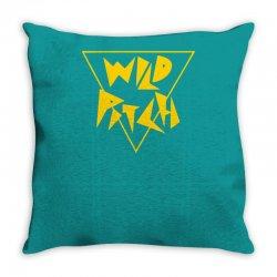 Wild Pitch Throw Pillow | Artistshot
