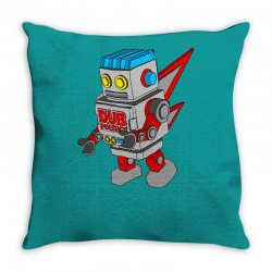 dub politics bot Throw Pillow | Artistshot