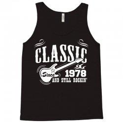 Classic Since 1978 Tank Top   Artistshot