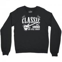 Classic Since 1990 Crewneck Sweatshirt | Artistshot