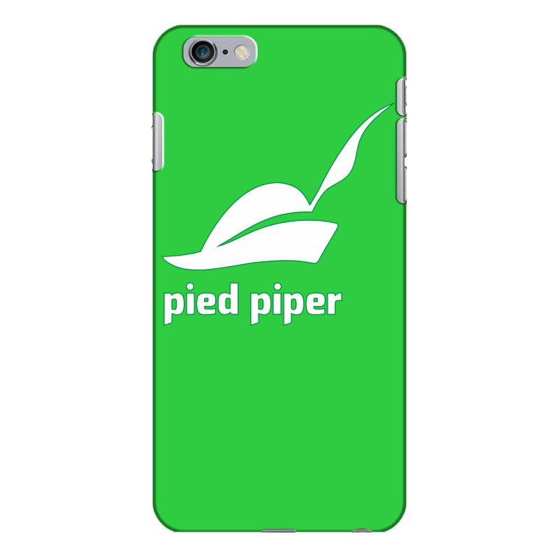 67ee8b907c5 Custom Pied Piper Silicon Valley Season 3 Iphone 6 Plus/6s Plus Case ...