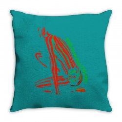 The Low End Theory Throw Pillow | Artistshot