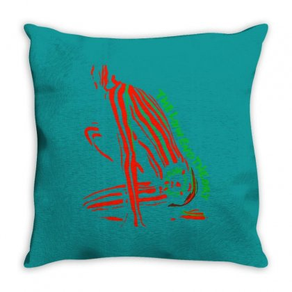 The Low End Theory Throw Pillow Designed By Vr46