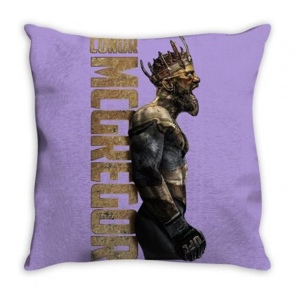 Mcgregor Throw Pillow Designed By Vr46