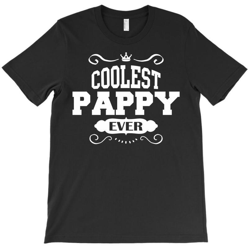 Coolest Pappy Ever T-shirt | Artistshot