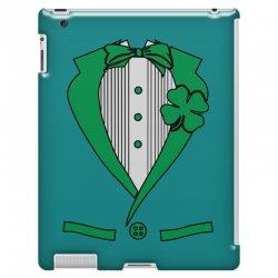 irish-suit iPad 3 and 4 Case   Artistshot
