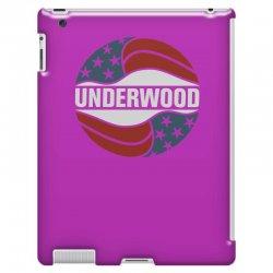 ,Underwood iPad 3 and 4 Case | Artistshot