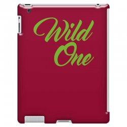 Wild One iPad 3 and 4 Case | Artistshot