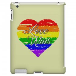 Love Wins One Pulse Orlando Strong iPad 3 and 4 Case | Artistshot