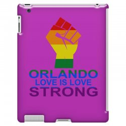 Love Is Love, Orlando Strong iPad 3 and 4 Case | Artistshot