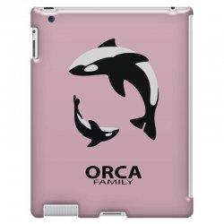 ORCA FAMILY iPad 3 and 4 Case | Artistshot