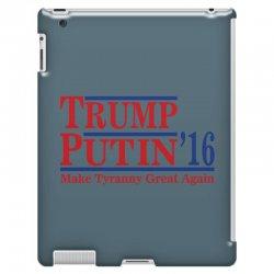 trump putin 2016 iPad 3 and 4 Case   Artistshot