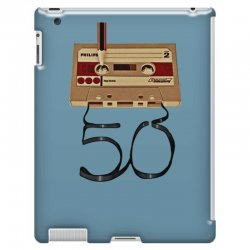 music tape retro iPad 3 and 4 Case | Artistshot