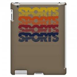vintage sports iPad 3 and 4 Case   Artistshot