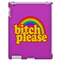 funny bitch please iPad 3 and 4 Case | Artistshot
