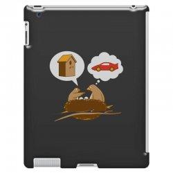 Funny Priorities iPad 3 and 4 Case | Artistshot