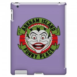 funny place iPad 3 and 4 Case | Artistshot