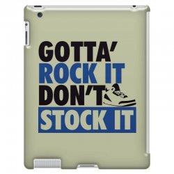 otta rock it   j3 sports iPad 3 and 4 Case   Artistshot
